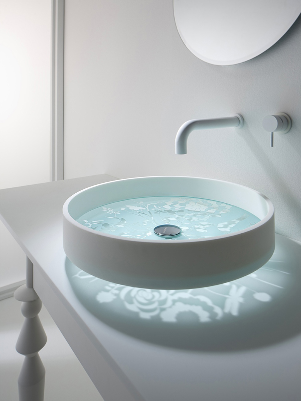 20 Futuristic Bathroom Sinks That You've Never Seen