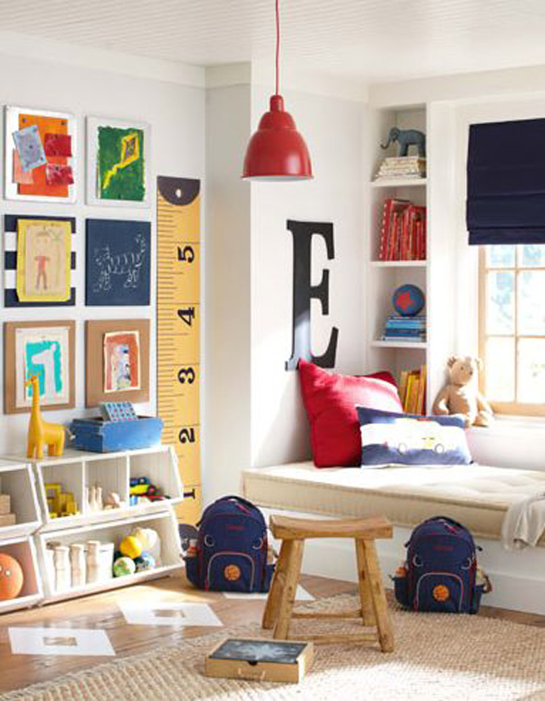 40 Cheerful Kids Playroom Ideas House Design And Decor