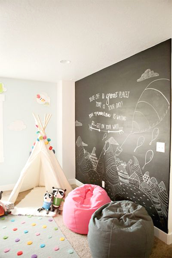40 cheerful kids playroom ideas house design and decor for Kids playroom accessories