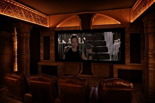 15 best modern home theater ideas house design and decor - Home theatre ideas design ...
