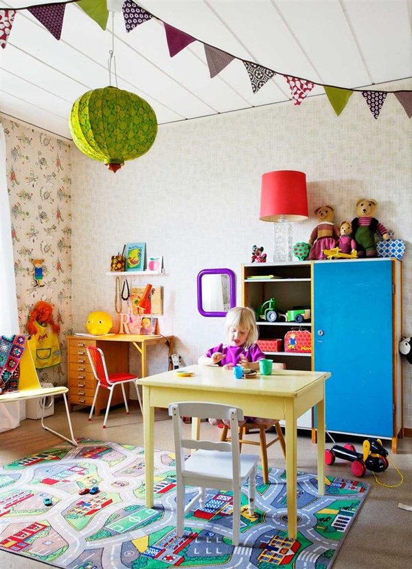Playroom Decorating Ideas For Toddlers