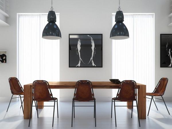 15 Modern Stylish Dining Room Designs