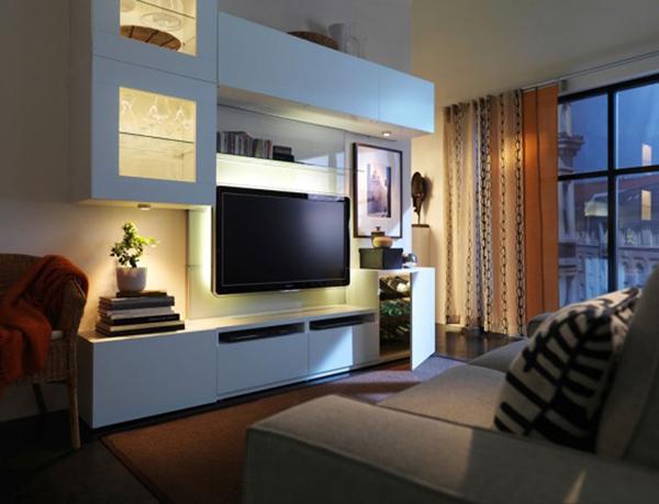 Modern Ikea Living Room Ideas