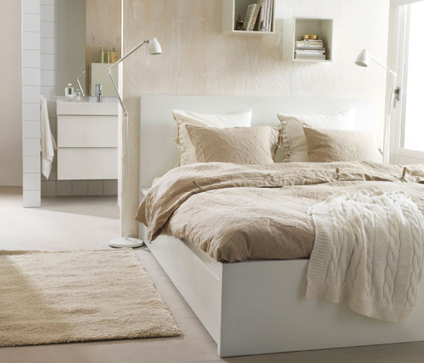 Nature ikea bedroom ideas Nature bedroom