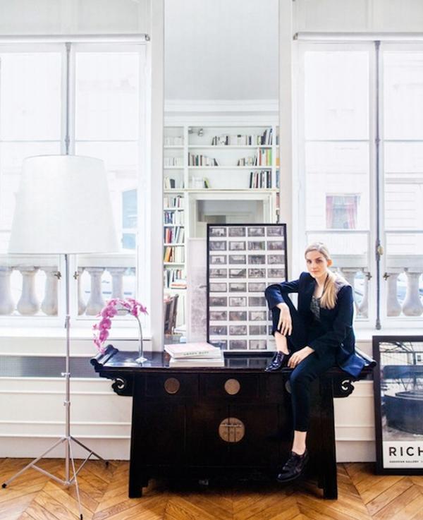 Fashionable Paris Apartments from Gaia Repossi