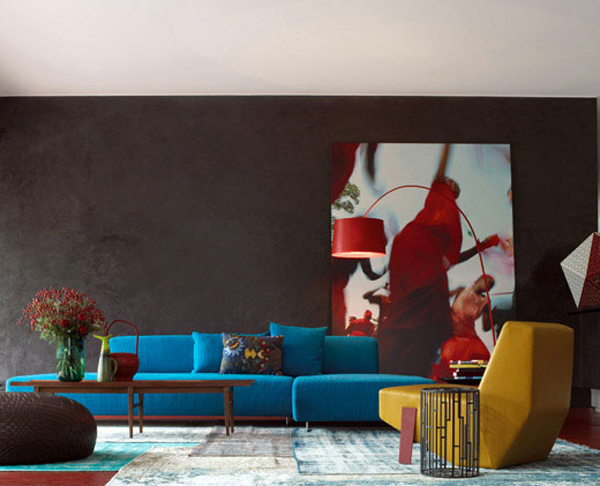 Patrizia Moroso House with Contemporary Art