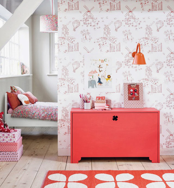 Pretty Girl Room Design