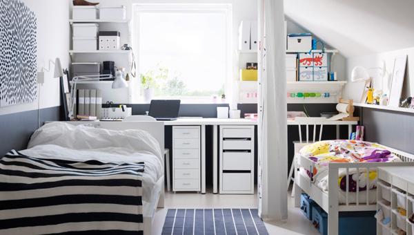 shared dream ikea bedroom decor - Bedroom Designs Ikea