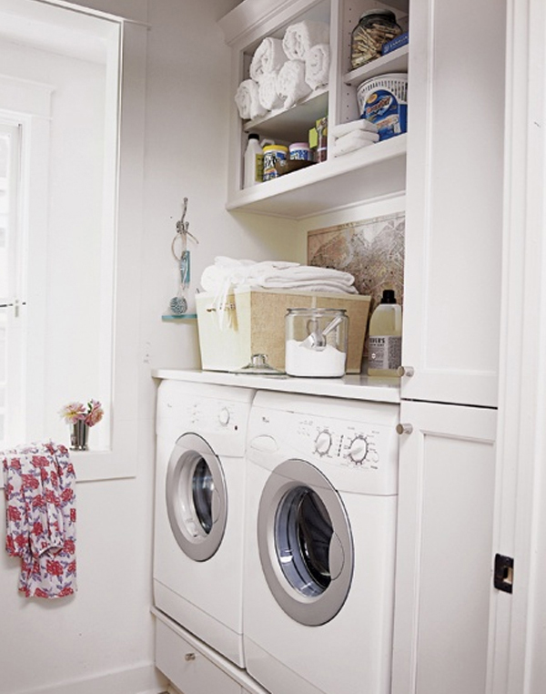 25 small laundry room designs house design and decor