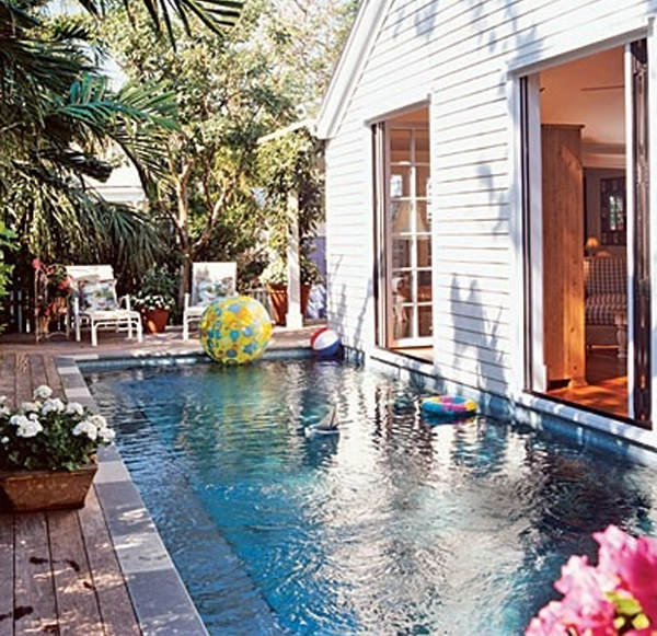 15 minimalist small pool designs house design and decor Minimalist house design with pool