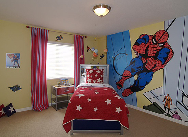 Image Result For Spiderman Bedroom Furniture