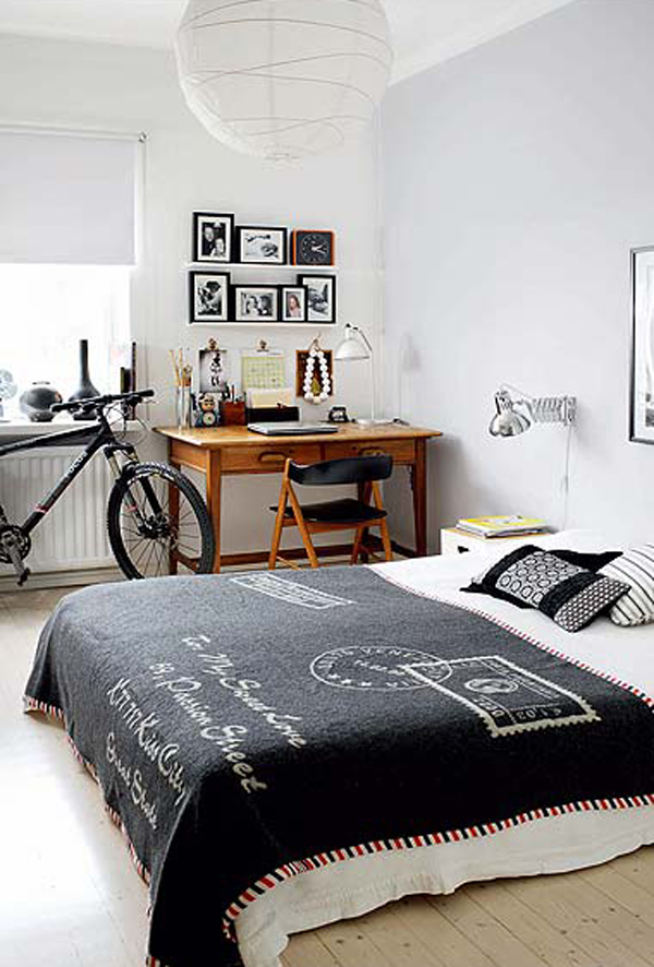 Sporty Teen Boys Bedroom Ideas House Design And Decor