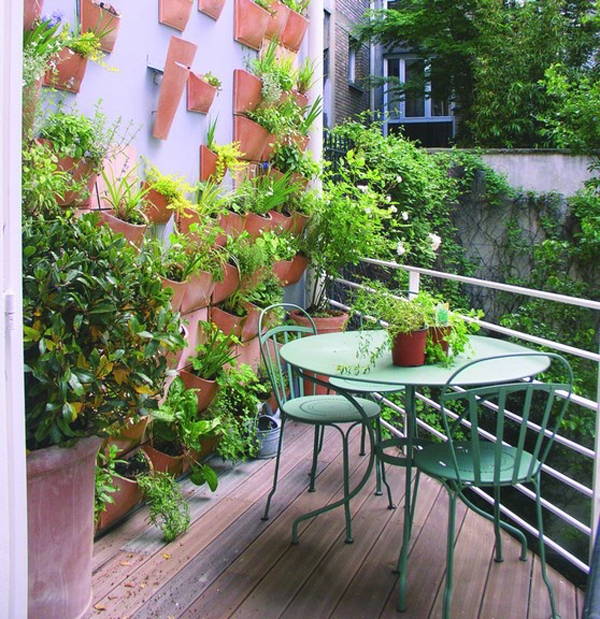 25 Minimalist Balcony Gardens House Design And Decor