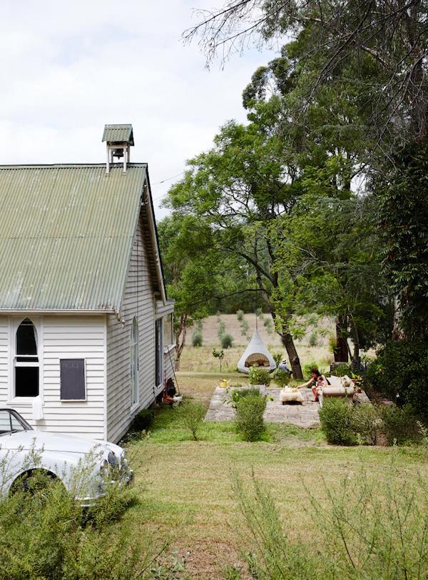 Outdoor rustic nursery : Rural home beautiful