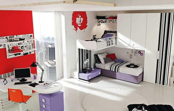 30 cool boys music bedroom ideas house design and decor 15 interesting music themed bedrooms home design lover
