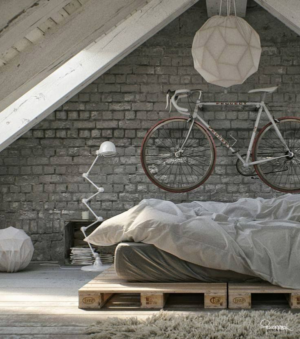 top 25 bike storage solutions into your home house. Black Bedroom Furniture Sets. Home Design Ideas