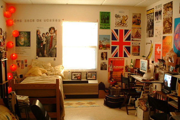20 cool college dorm room ideas house design and decor - Cool dorm room ideas ...