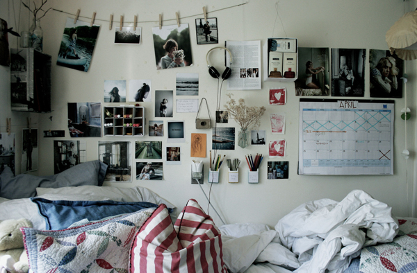 20 Cool College Dorm Room Ideas  House Design And Decor ~ 152346_Dorm Room Ideas Wall