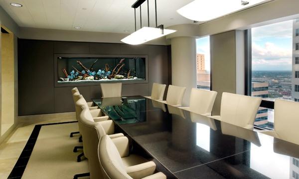20 Modern Aquarium Design For Every Interior House
