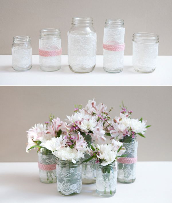 25 Creative Mason Jars Ideas