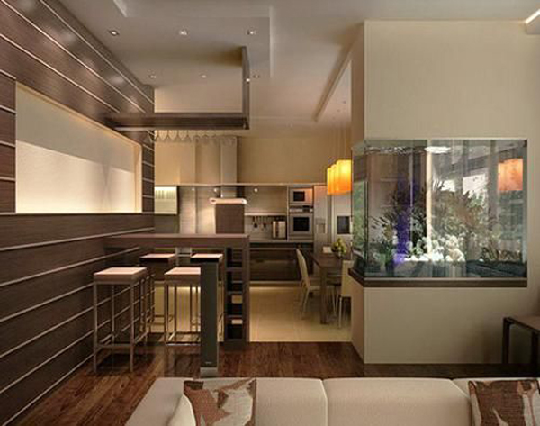20 Modern Aquarium Design For Every Interior House Design And Decor