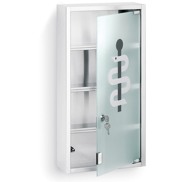 Modern Bathroom Wall Cabinet