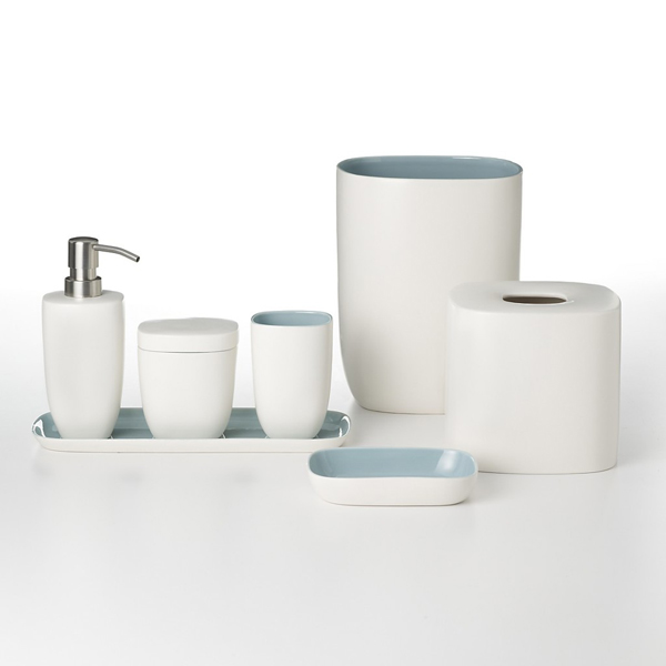 20 cool and modern bathroom accessories ideas house - Modern bathroom accessories sets ...