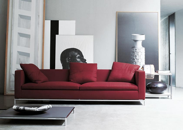 Latest Collection Of Modern Sofas By B B Italia House Design And Decor