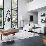 Latest Collection of Modern Sofas by B&B Italia