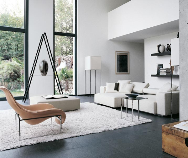 Latest Collection Of Modern Sofas By Bu0026B Italia