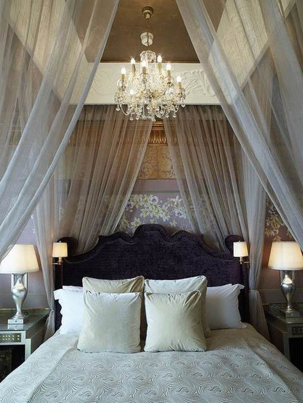 Luxury Romantic Bedrooms: 20 Best Romantic Bedroom With Lighting Ideas
