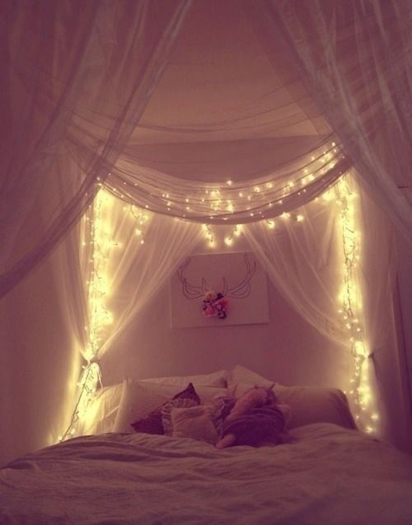 20 Best Romantic Bedroom With Lighting Ideas