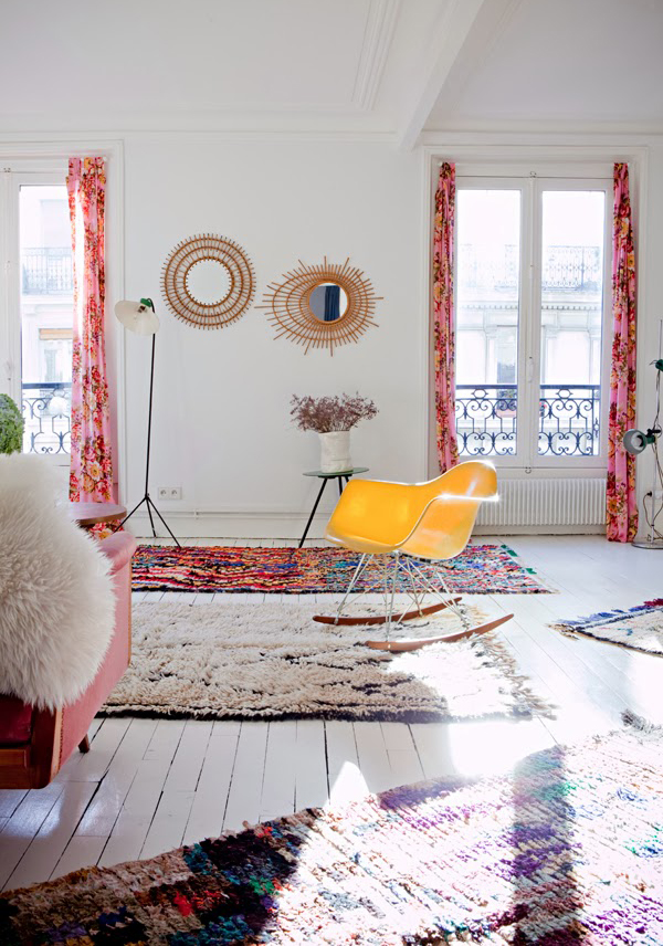 Unique Rug Ideas by Secret Berbere