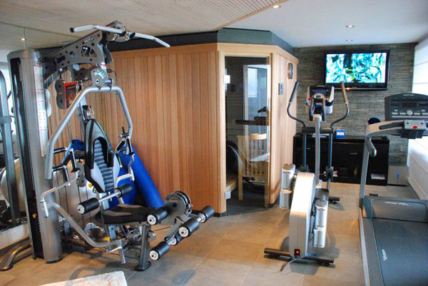 20 Best Home Gym Equipment Designs House Design And Decor
