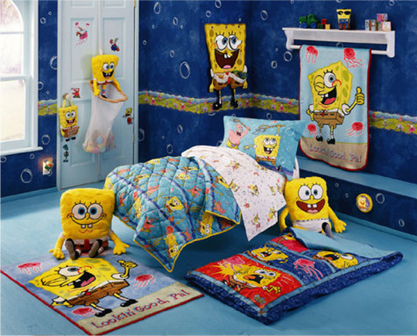 20 Spongebob Squarepants Bedroom Theme Ideas House