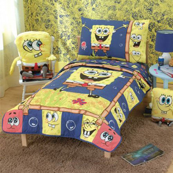 spongebob-squarepants-bed-linen