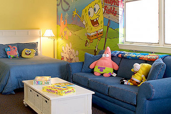 20 spongebob squarepants bedroom theme ideas house for Couch adventskalender