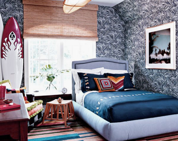25 Extraordinary Surf Room Decorations | House Design And ...
