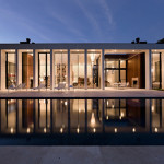 Luxurious Waterfront House by Michael Haverland Architect