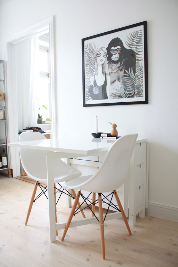 Decorating Small Dining Room: 20 Best Small Dining Room Ideas