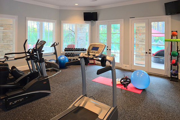 women home gym designs - In Home Gym Designs