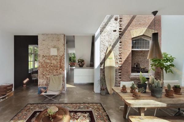 25 extraordinary surf room decorations house design and for Piani di casa stile shotgun