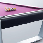 Futuristic and Modern Pool Table by Porsche Design