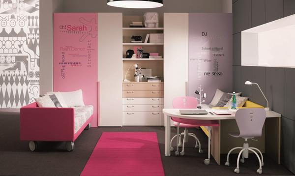 25 Modern Kids Bedroom Design from Dielle