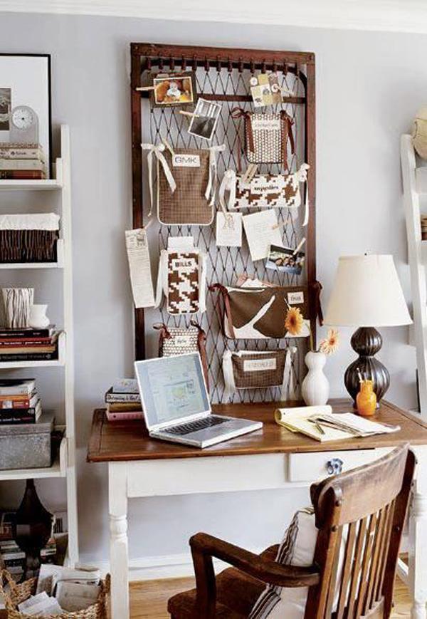 Framed Cork Board Ideas