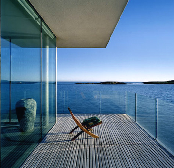 Seaside House Balcony