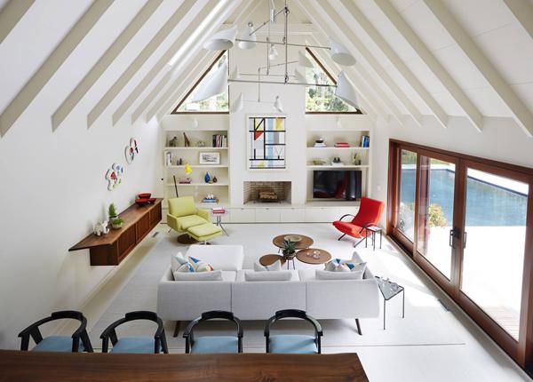 East Hampton Retreat by Amy Lau Design