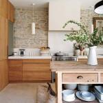 Rustic yet Modern Kitchen Designs