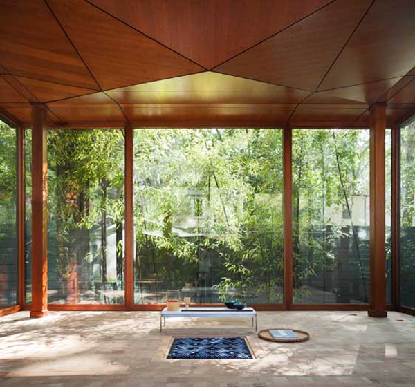teahouse interior design in - photo #35