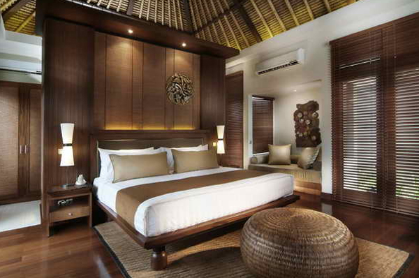 Wood asian bedroom decor15 Stylish Asian Bedroom Ideas   House Design And Decor. Asian Bedroom Decorating Ideas Photos. Home Design Ideas